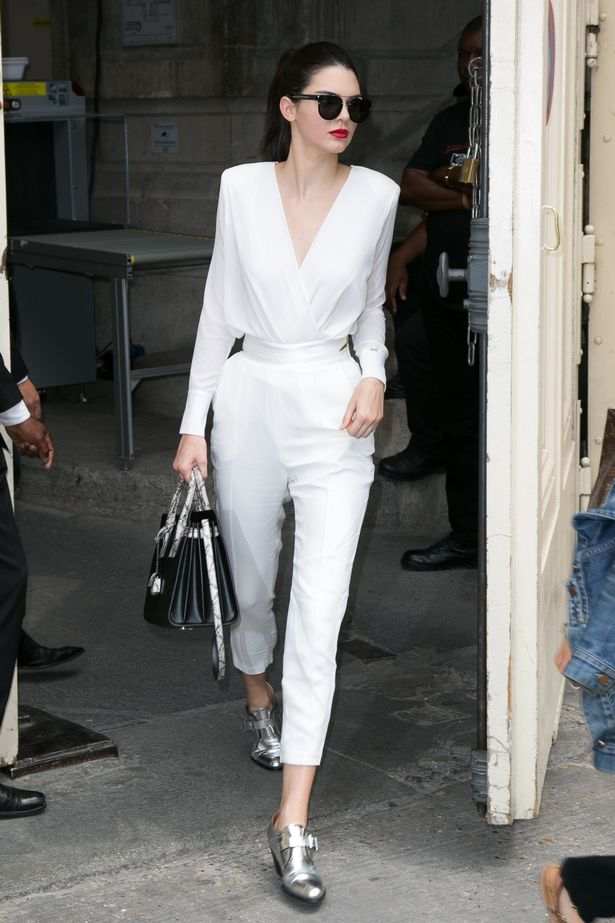 Kendall Jenner Streetstyle Couture 2015